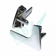 DP0004  Seat Ibiza and Cordoba 1998-2003; Right Door Aluminum Plated Plastic Stainless Interior Door Handle for all