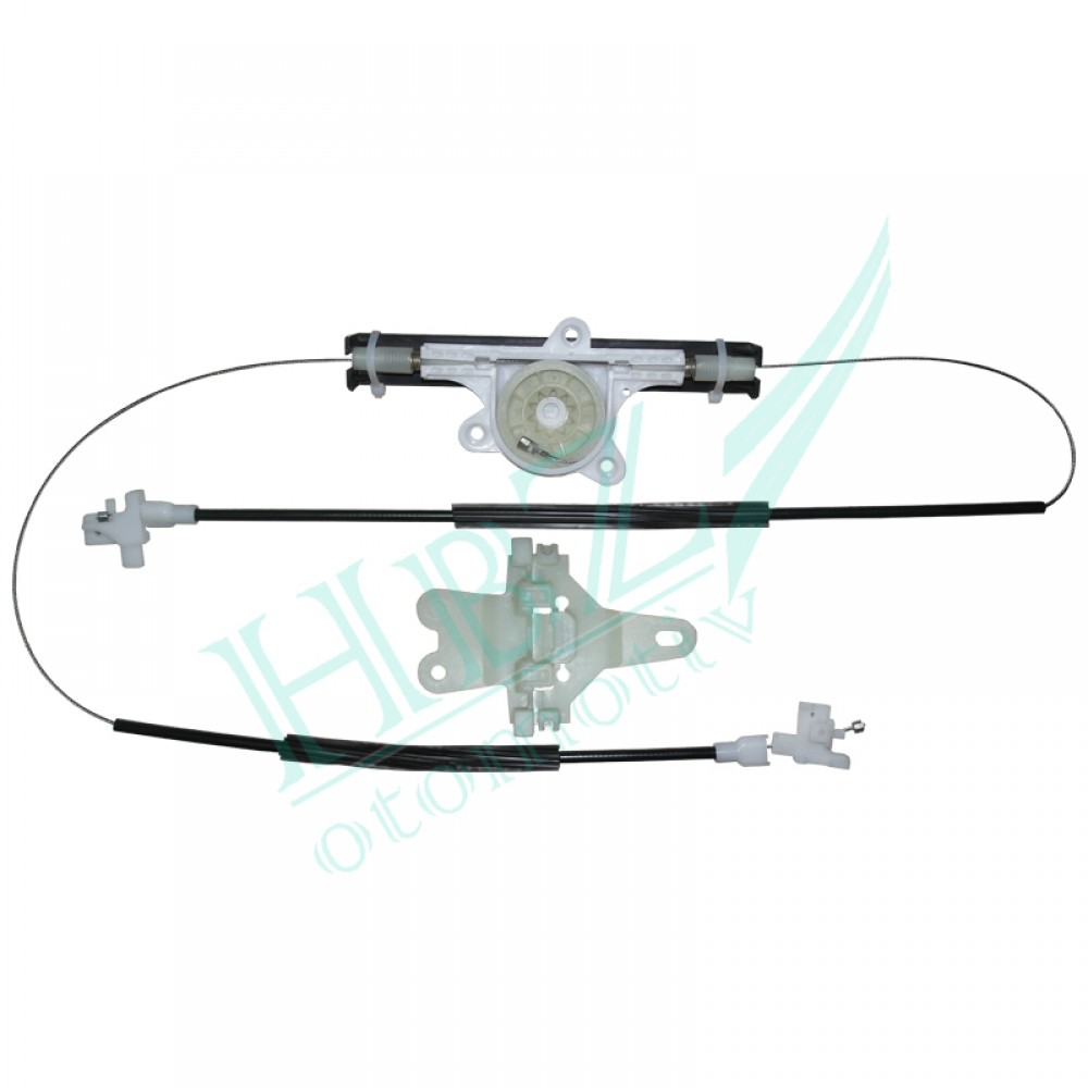 NISSAN TERRANO MK2 WINDOW REGULATOR REPAIR KIT FRONT LEFT